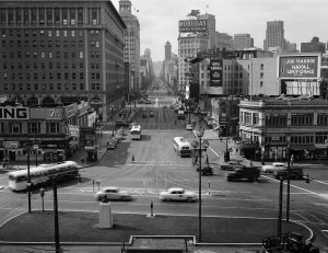 View-of-Market-St-from-the-Top-of-the-Ferry-Building---October-13-1953-SFMTA