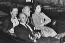 Mother, Daddy, Grandma, and Diana, 1956