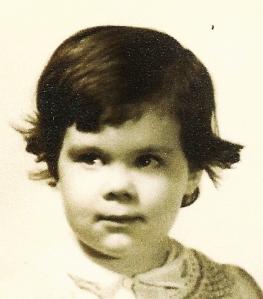 Diana, age 3