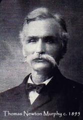 19. Thomas Newton Murphy,c 1895