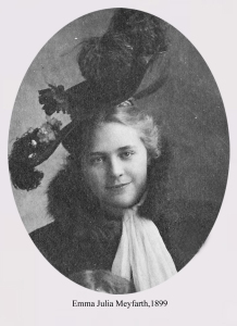 35. Emma Julia Meyfarth