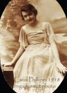 Carol's engagement photo-1918