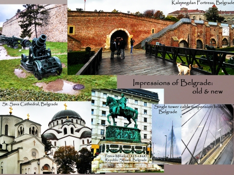 impressions of Belgrade