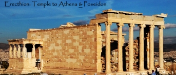 Acropolis-Erecthion,Temple to Athena and Poseidon, 18-10-2015
