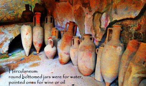 Herculaneum-amphorae