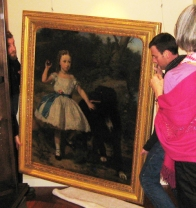 Adele leaves for the Museum