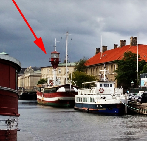 2. Old light ship