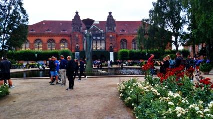 4. Slotsholmen garden