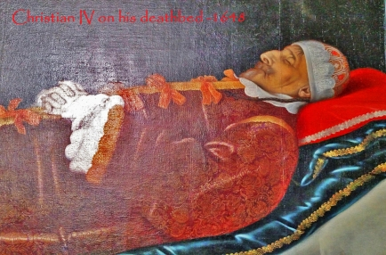christian-iv-on-his-deathbed