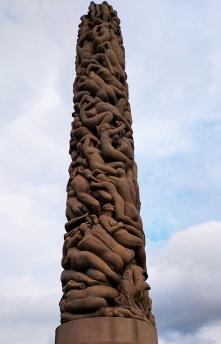 vigelands-monolith
