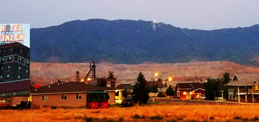 Aug 24 - Butte haze