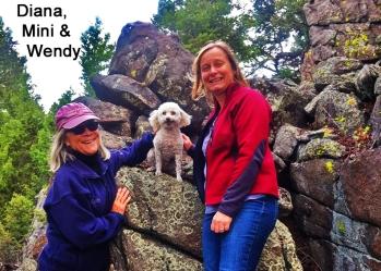 Aug 26 - Diana, Mini, Wendy